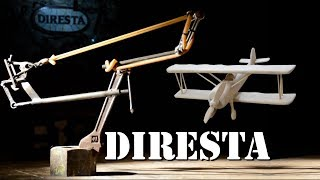 DiResta Trigger Slingshot & Wood Airplane Builds