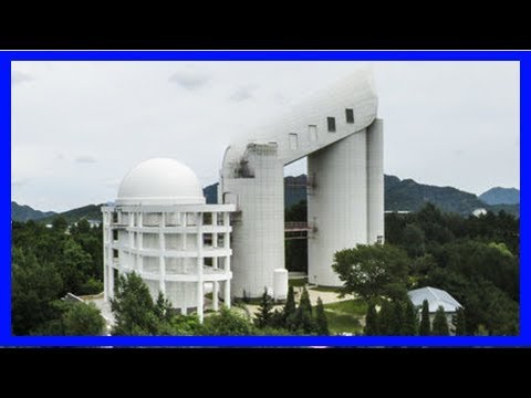 Spat over design of new chinese telescope goes public