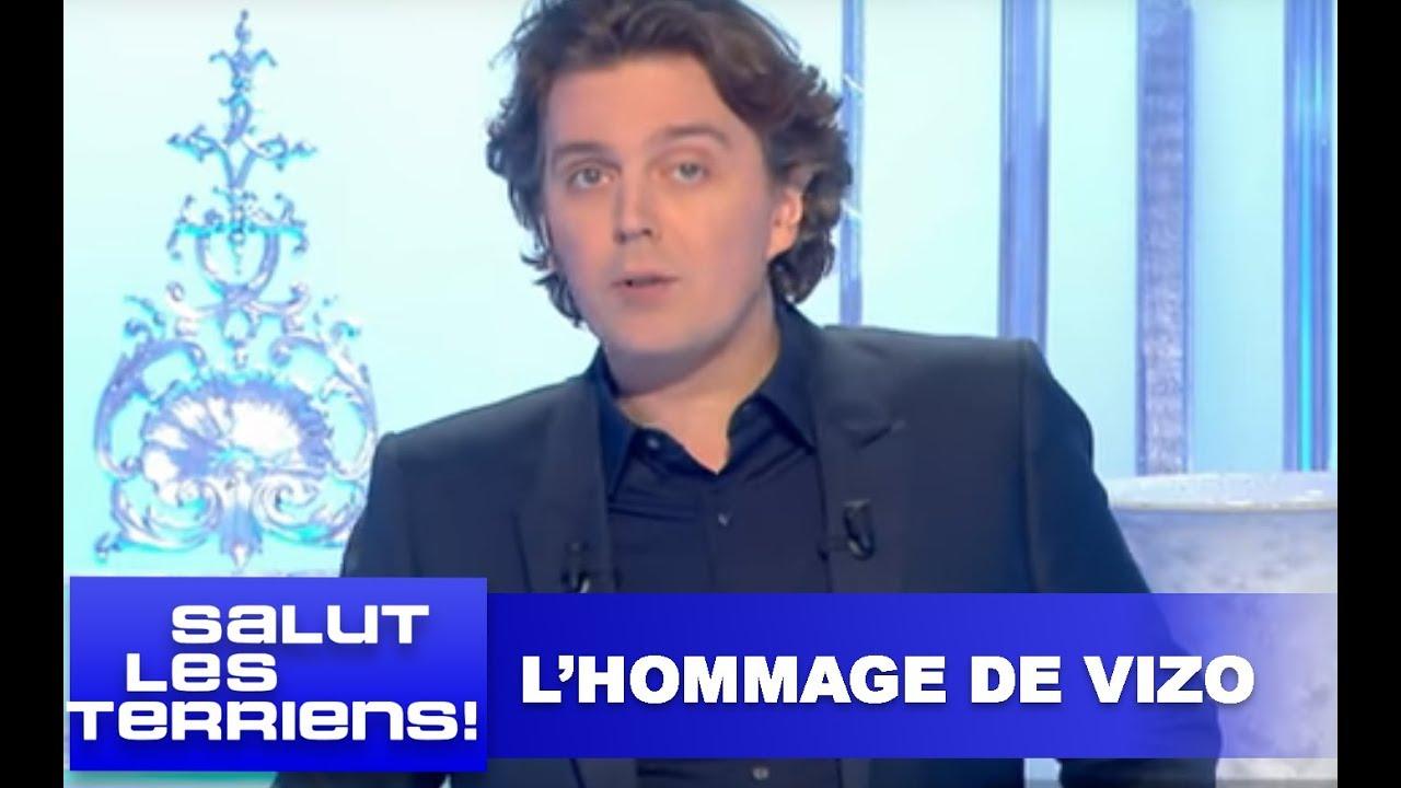 Hommage de Vizo à Arnaud Beltrame et Mireille Knoll - 31/03 - Salut les Terriens