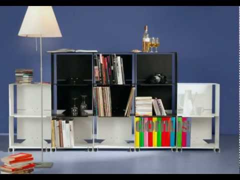 Etag res cubes by youtube - Etageres cubes modulables ...