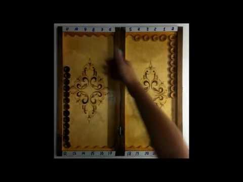 Видео обучение игры в нарды