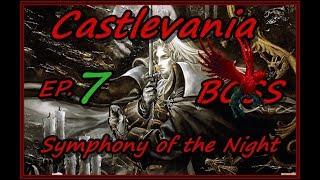 (PSX) Castlevania SOTN - Royal Chapel, Castle Keep / BOSS Hyppogryph / Consigo DOBLE SALTO! EP.7
