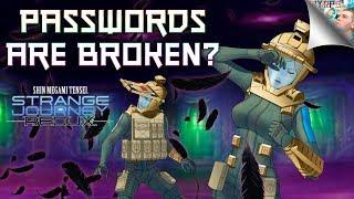 Shin Megami Tensei Strange Journey Redux: Password Exclusive Demons + Original Passwords Are Broken?