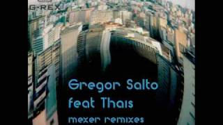 Gregor Salto feat Thais - Mexer (D-Rashid and Rishi Bass remix)