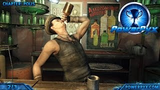 Metro 2033 Redux - Toast! Trophy / Achievement Guide (All Drinking Occasions)