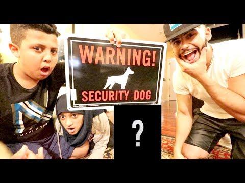 WE FINALLY GOT A PET!!!! *we adopted him*
