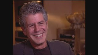 From 2007: Anthony Bourdain, the culinary bad boy