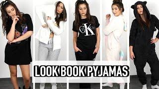 LOOKBOOK EN PYJAMA ! ♡ - Horia