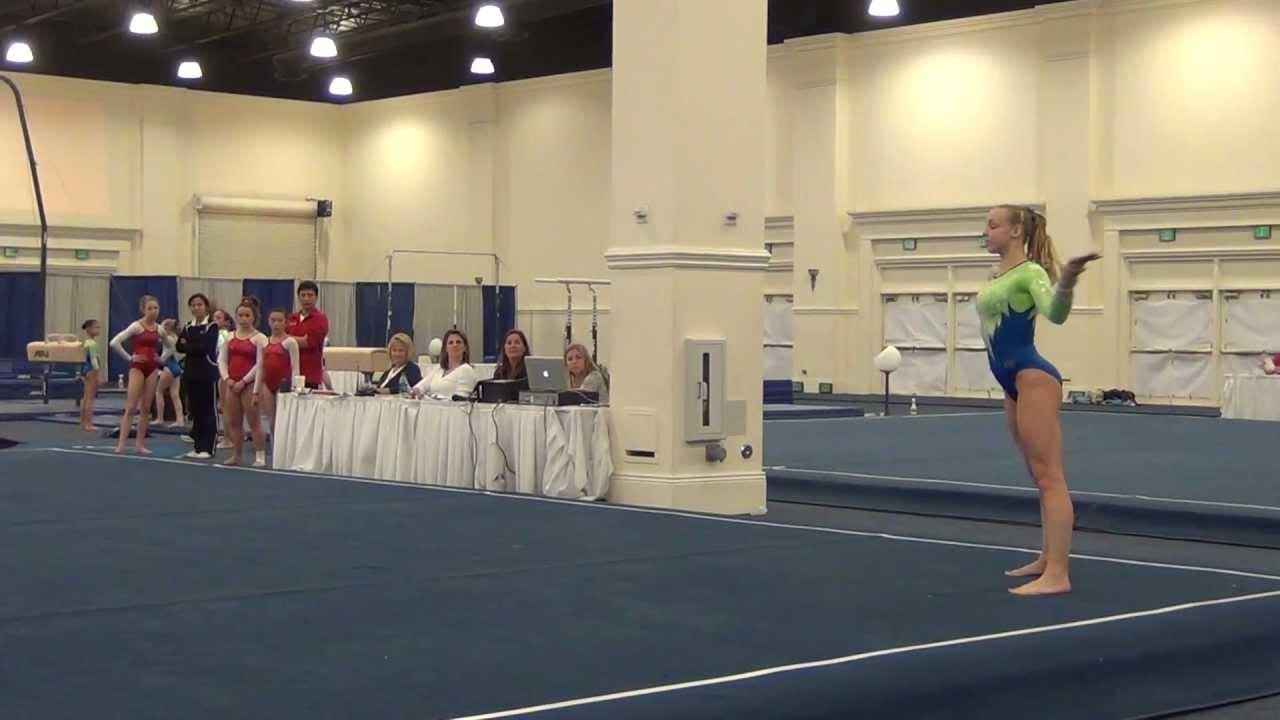 oc classic gymnastics meet 2013
