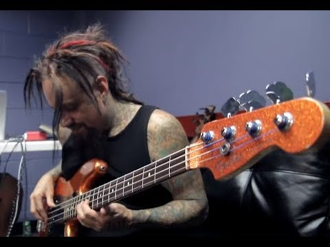 Korn bassist 'Fieldy' new bass album titled Bassically Nov 17th + trailer!