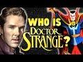 Who is Doctor Strange? - Origins