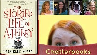 Chatterbooks #2 - The Storied Life of A.J. Fikry by Gabrielle Zevin - YouTube Virtual Book Club
