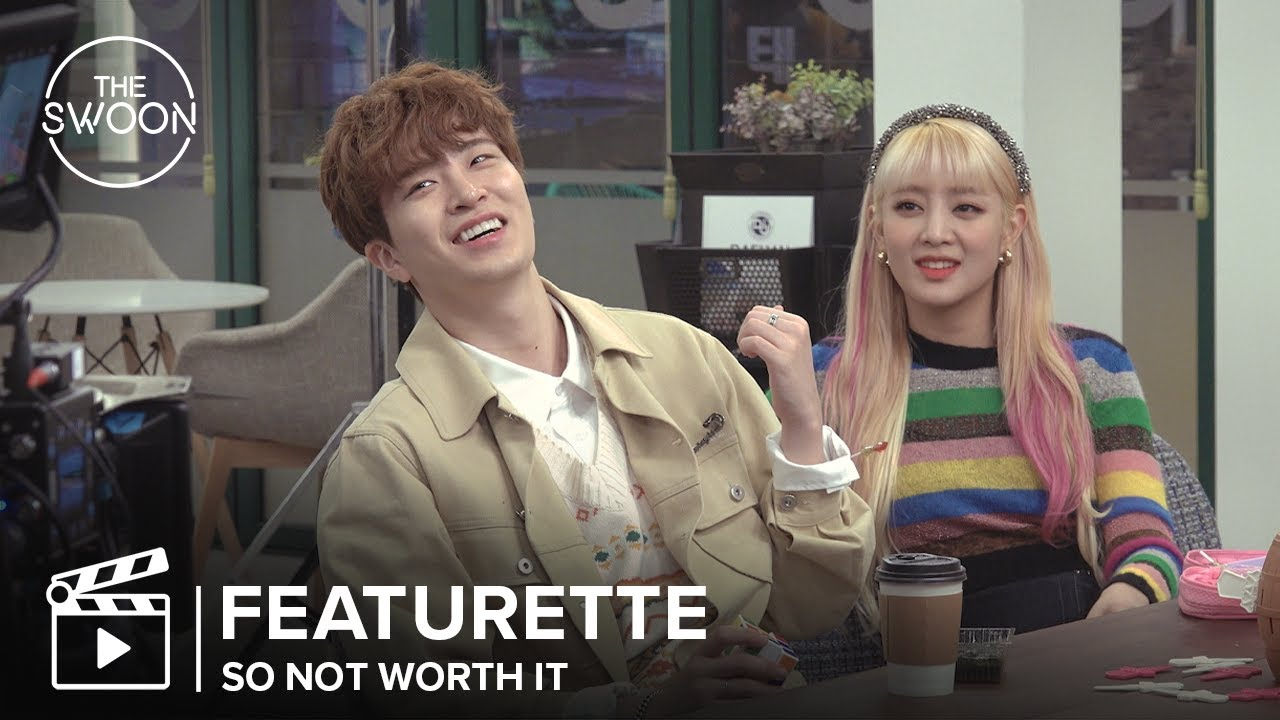 [Behind the Scenes] Making new friends from around the globe   So Not Worth It Featurette [ENG SUB]