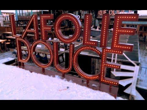 VLOG #4: WELCOME TO LA FOLIE DOUCE VAL D'ISERE