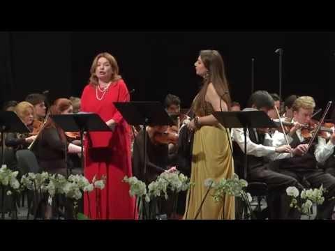 Ekaterina Semenchuk, Barbara Frittoli & Thiago Arancam in Puccini's 'Il tabarro'