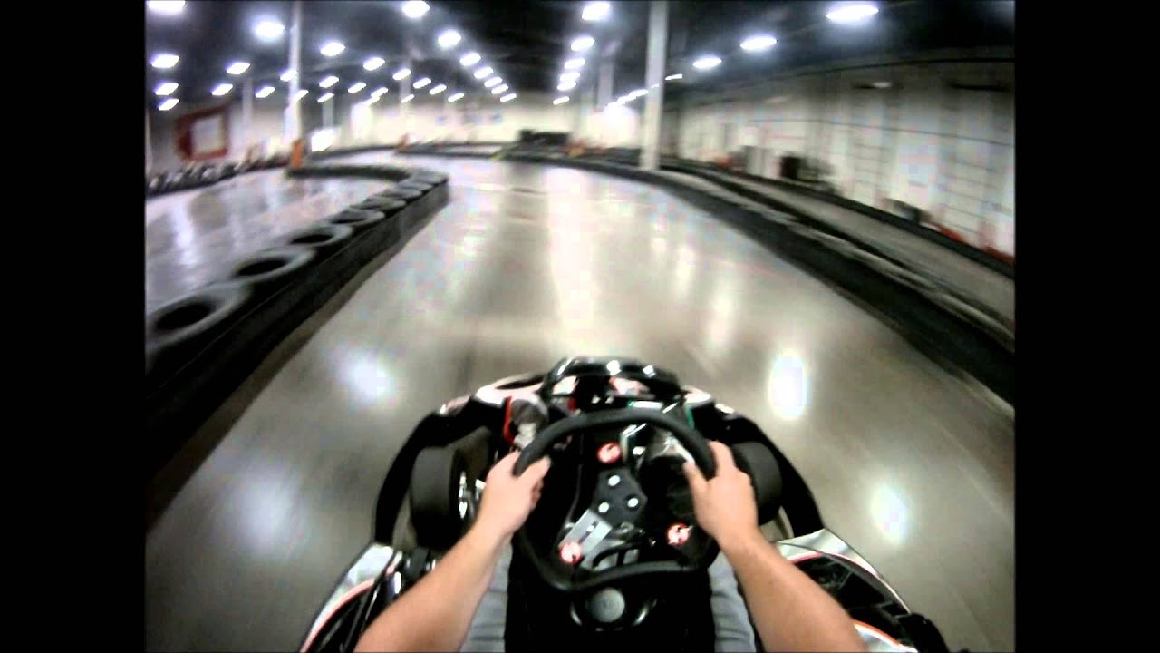 Victory Lane Karting - Charlotte, NC - YouTube
