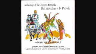 """Gilles Elbaz et Atout Choeur Polyphonie """"Adieu mes amours"""""""