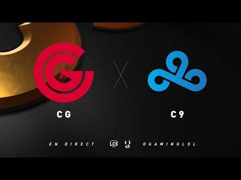 LCS Spring 2019 - CG vs C9 - W3D2