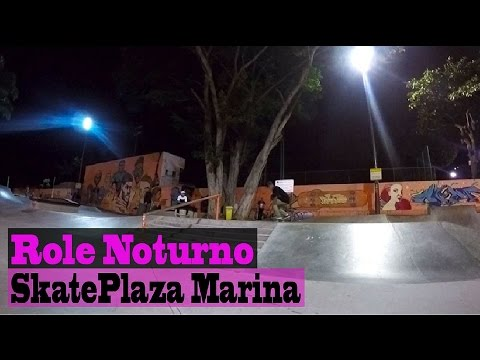 DAY IN THE LIFE - Role Skate Plaza Marina