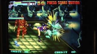 Classic Game Room - SENGOKU 3 review for Neo-Geo MVS