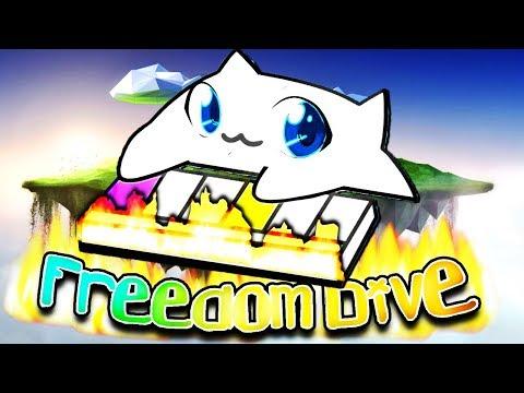 Worlds fastest Bongo Cat (Freedom Dive)
