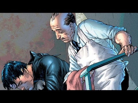 Origins: Alfred Pennyworth