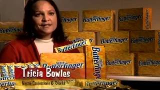 Butterfinger Production--Unwrapped TV
