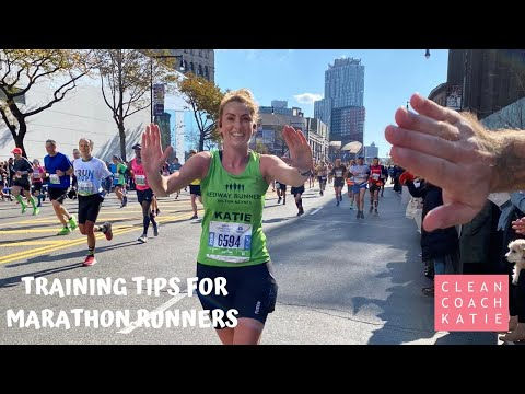 Marathon Training Top 10 Tips for Beginners