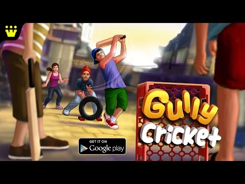 Gully Cricket Game - 2017
