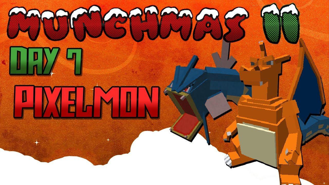 Pixelmon pok mon in minecraft munchmas ii day 7 youtube - Pokemon miu two ...