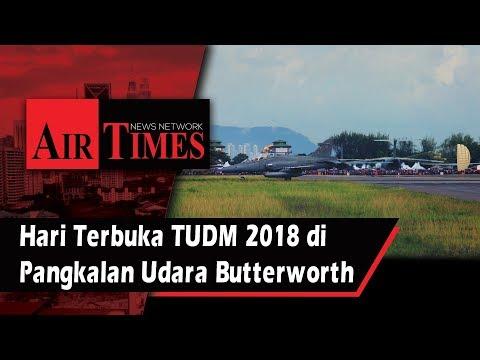 Hari Terbuka TUDM 2018 di Pangkalan Udara Butterworth