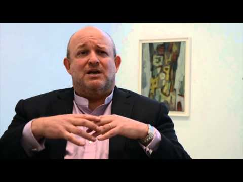 Michael Rosenfeld. Collecting African American Art. Video interview Part 2