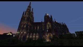 minecraft dom cologne cathedral der