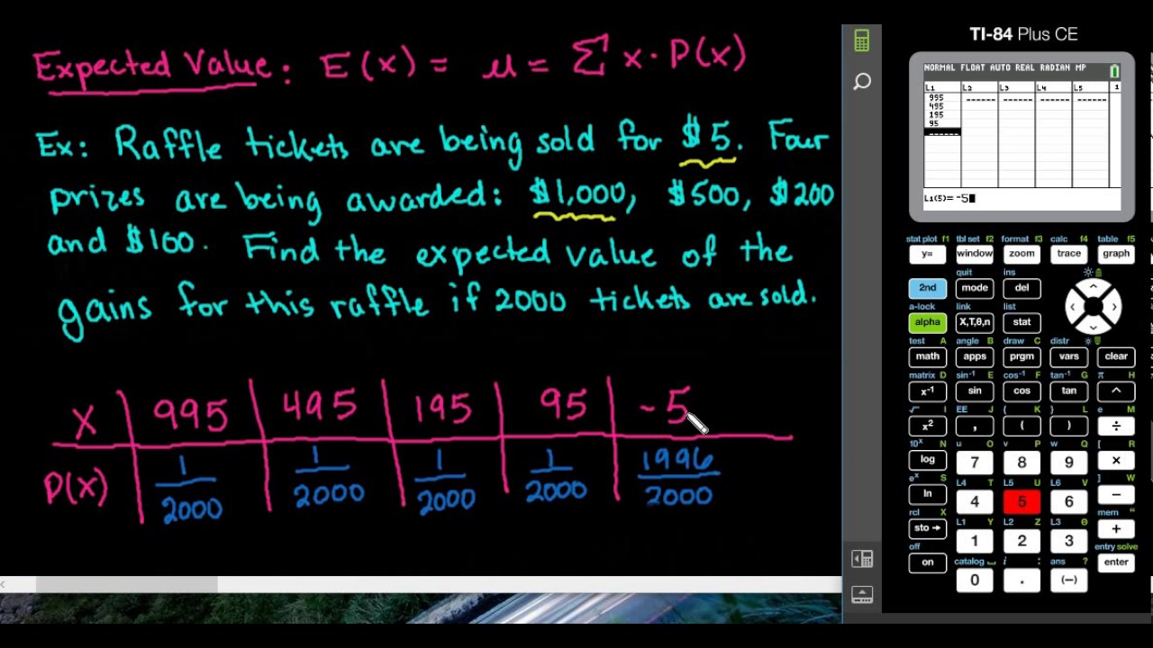 Expected value calculator sports betting how to bet on mlb game in reno