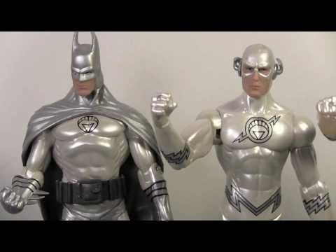 Brightest Day Dc Direct White Lantern Batman Amp Flash