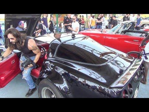 BRUTAL Corvette SOUND !! Chevrolet Corvette C3 Stingray and Many More Stingrays