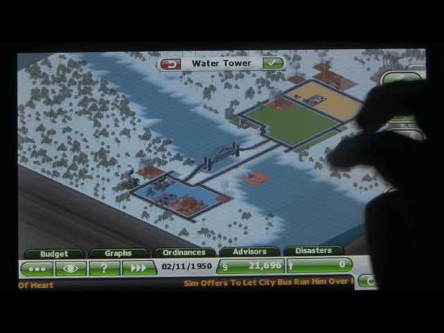 Android App Video Review: SimCity Deluxe - Android Apps