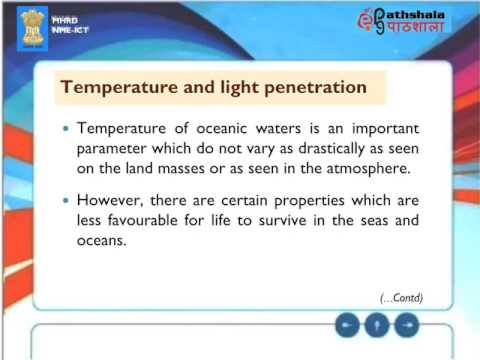 014  Biological Oceanography (ES)