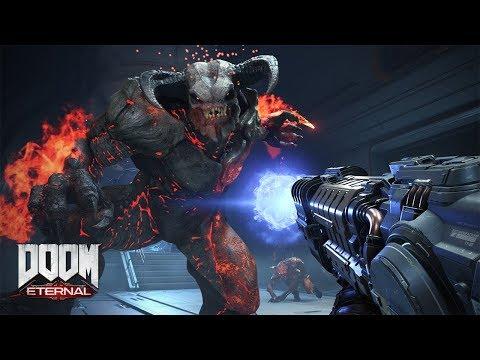DOOM Eternal – Official Gameplay Reveal