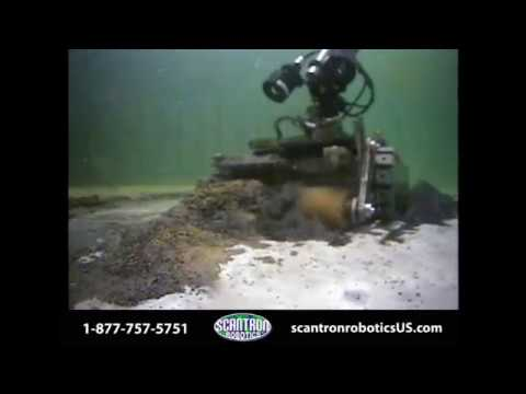 Water Tank Cleaning Online and In-service by Scantron Robotics USA, Inc