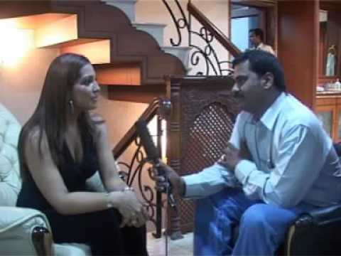 Actress Meghna Naidu & Ajay vyas in bold interview