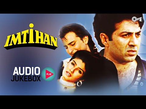 Imtihan Jukebox - Full Album Songs | Sunny Deol, Saif Ali Khan, Raveena Tandon thumbnail