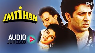 imtihan jukebox full album songs   sunny deol saif ali khan raveena tandon