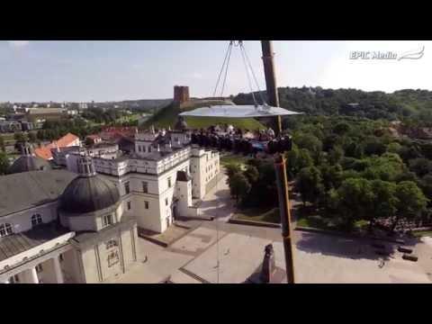 DINNER in The SKY, Vilnius 2014 // Promaksa.lt EPIC Media