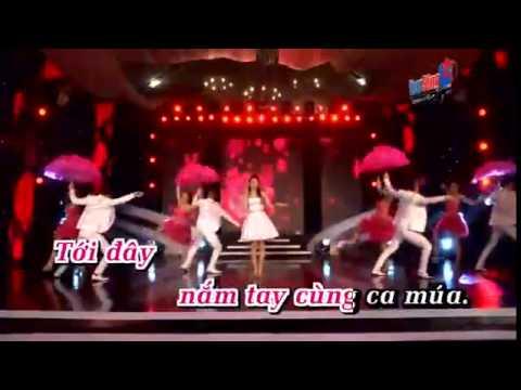 Đón xuân karaoke Minh Hằng