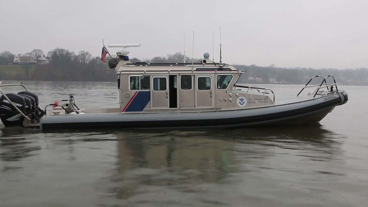 Cbp Air And Marine Operations Safe Boats Monitoring Dc