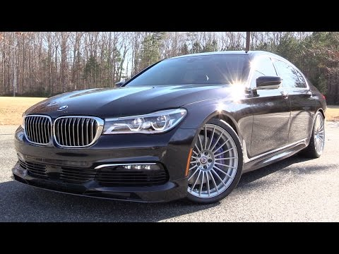 2017 BMW Alpina B7 xDrive: Road Test & In Depth Review