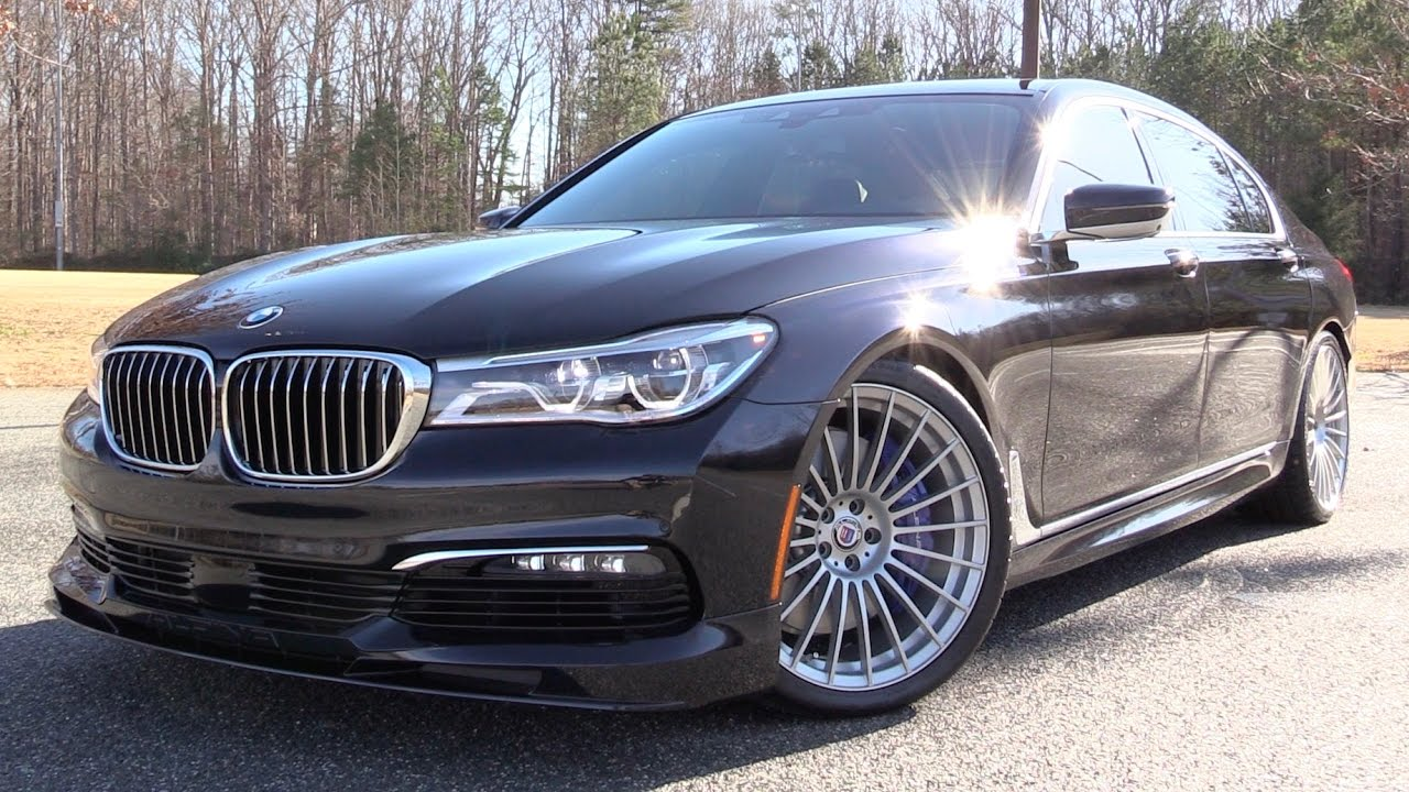 BMW Alpina B XDrive Road Test In Depth Review YouTube - Alpina bmw b7 price