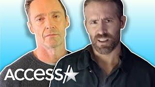 Ryan Reynolds Trolls Frenemy Hugh Jackman With Hilarious NSFW Birthday Message