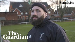 'Hey horsey!': Joe Marler's bizarre interview is an internet hit